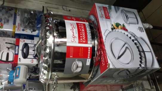 50litre Hot pot/50litre signature stainless steel hot pot/food warmer image 3