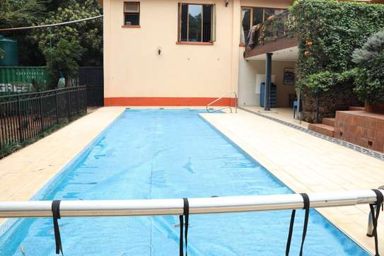 Furnished 1 bedroom house for rent in Runda image 13