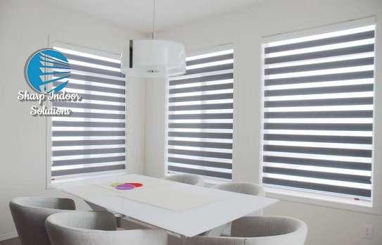 zebra roller blinds image 2
