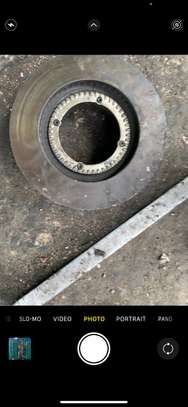 Toyota Dyna 5 Stand  Double Bearing Rear Disk image 4