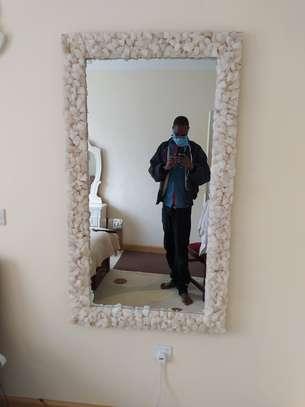 Stone Framed Mirror image 2
