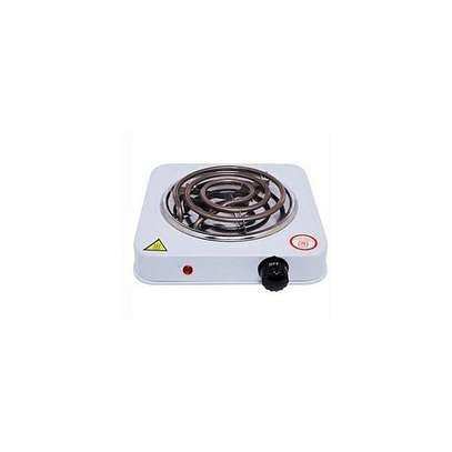 Family Home Single Coiled Burner - Electric HotPlate image 1