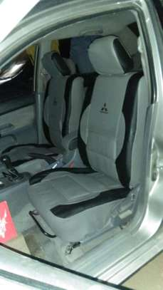 Synthetic Leather Car Seat Covers image 5