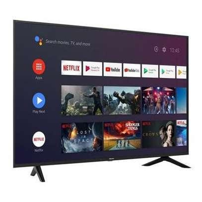 New Hisense 55 inches Smart UHD-4K Digital TVs image 1