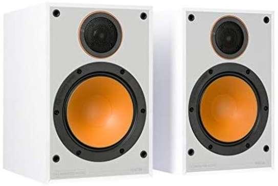 Monitor Audio Monitor 100 Speakers (Pair) (White) image 2