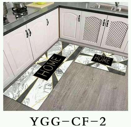 2 in 1 Kitchen long mat /bedside mat /corridor mat image 7