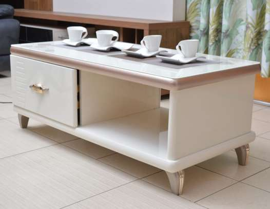 Coffee Table Tempered glass top image 2