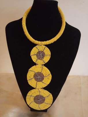 African Maasai Necklace