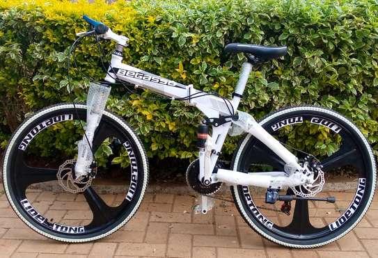 Grey Begasso bike/bicycle