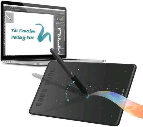 Graphics Drawing Tablet Huion Inspiroy H950P (new) with delivery image 3