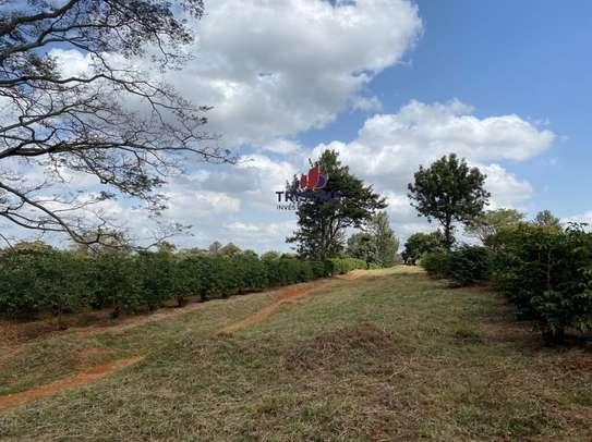 0.25 ac land for sale in Ruiru image 7