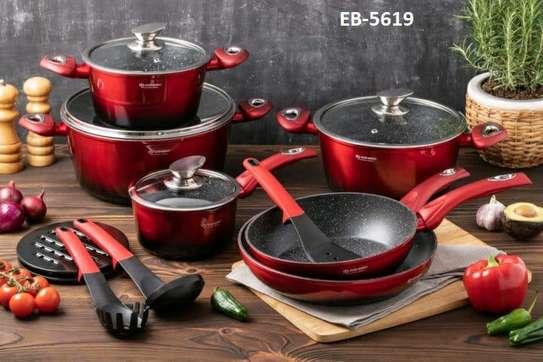 15pcs cookware set image 2