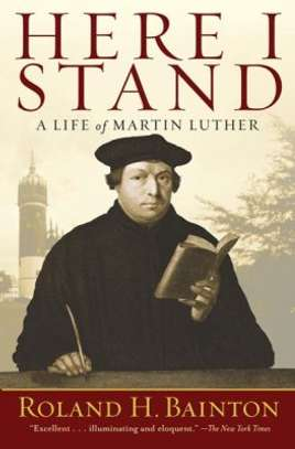 Here I Stand: A Life of Martin Luther - eBook image 1