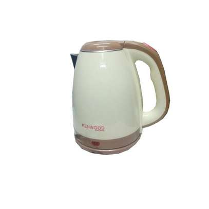 2.0L Stainless Steel Kettle – Cream image 1
