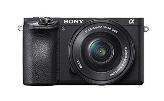 Sony Alpha a6500 Mirrorless Digital Camera with 18-135mm Lens Kit image 4