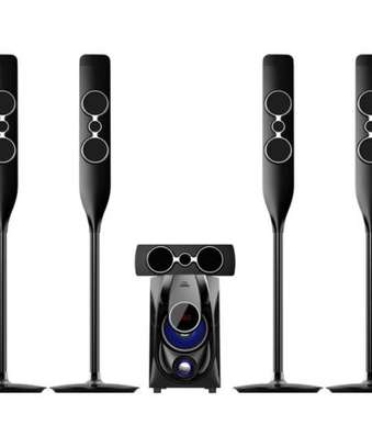 Multimedia speaker system rebune Model No.: RE-13-001 image 1