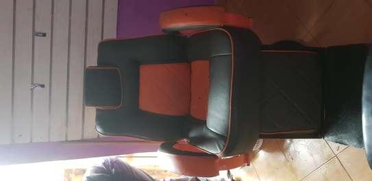 Barbershop seat for sale image 1