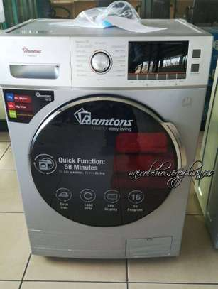Ramtons Front Load Washer + Dryer image 1