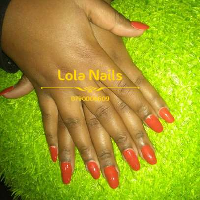 Home Service Manicure, Pedicure, Acrylics and Hairdressing