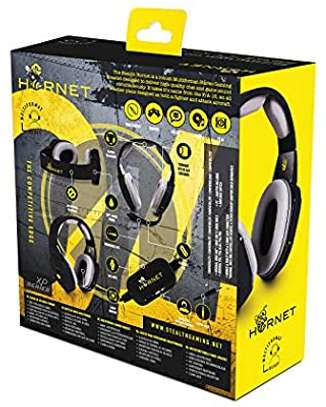 STEALTH HORNET MULTI-FORMAT STEREO GAMING HEADSET (NINTENDO, PC, PS4) image 2