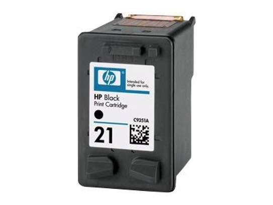 HP inkjet refilling 21 and 22 cartridges image 1
