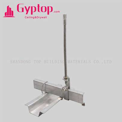 Gypsum ceiling hanging system C and Omega on Sale image 1