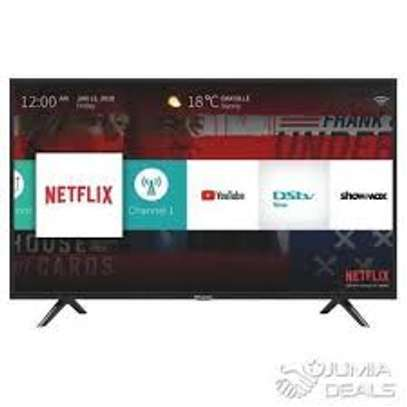 Vision 55 inches 4K Android Smart Digital Tvs image 1