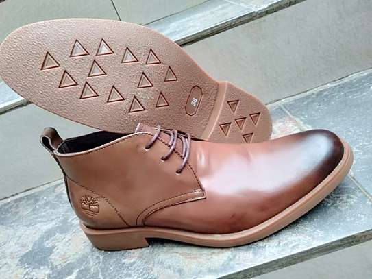 Brown Mens Boots image 4
