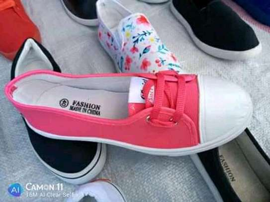 Fashion Ladies rubber shoes image 3