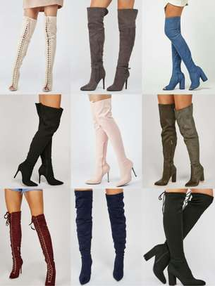 Thigh High Boots From UK. image 1