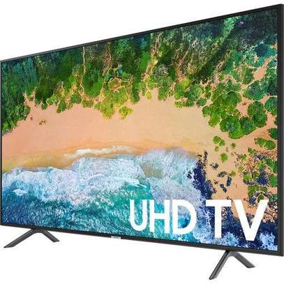 Samsung 43 inches Smart UHD-4K Digital TVs 43TU7000 image 1