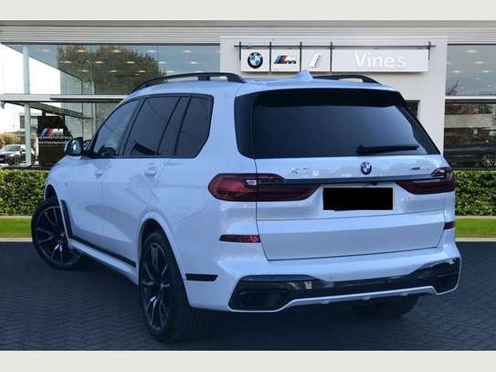 BMW X7 2020 X7 xDrive30d M Sport 3.0 5dr image 2
