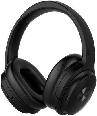COWIN SE7 Active Noise Cancelling Headphones Bluetooth Headphones Wireless Headphones Over Ear with Microphone/Aptx, Comfortable Protein Earpads, 30 Hours Playtime for Travel/Work image 1