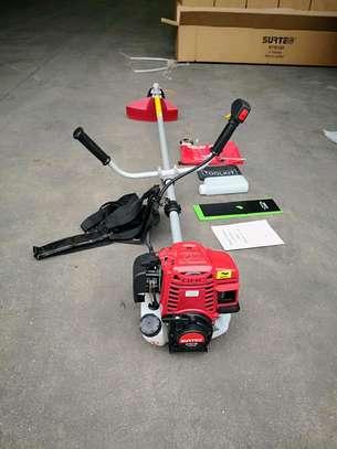 Brush cutter 4 stroke engine image 1