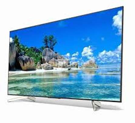 Skyview 55 inches Android Smart UHD-4K Digital Frameless TVs image 1