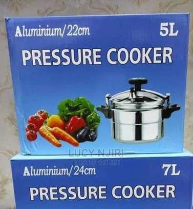 Five Litres Pressure Cooker image 1