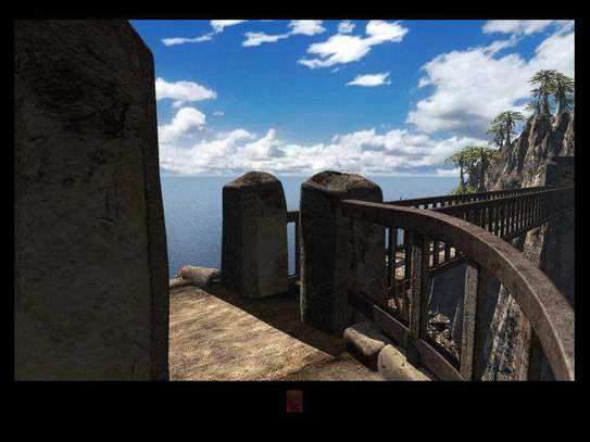 """""""RIVEN"""" THE SEQUEL TO MYST / ORIGINAL COMPUTER GAME! image 7"""