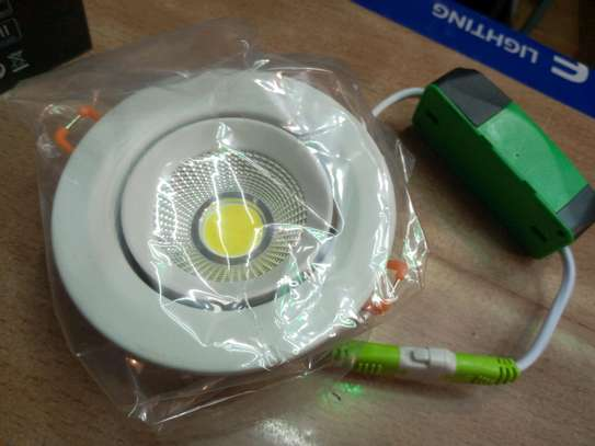 Led downlighter 7watts image 1