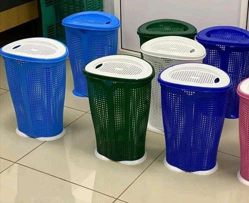 Laundry/toy  basket image 1