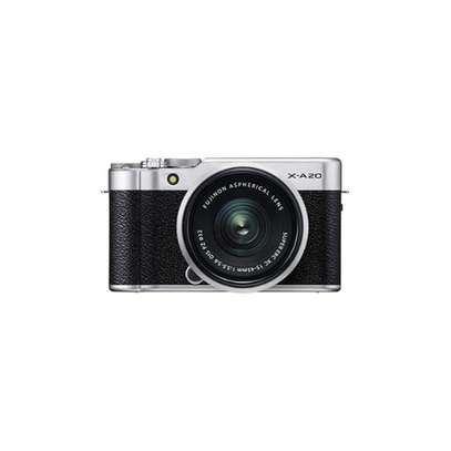 Fujifilm X-A20 Mirrorless Digital Camera with 15-45mm XC Lens image 4