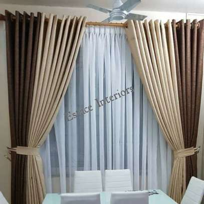 CURTAINS AND SHEERS MATCHED image 3