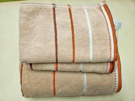 3 PIECE COTTON TOWELS image 4