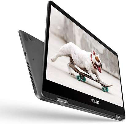 """Asus Zenbook Flip 14"""" FHD (1920x1080) Touch 2-in-1 Business Laptop image 1"""