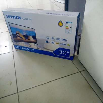 32inches skyview digital tv