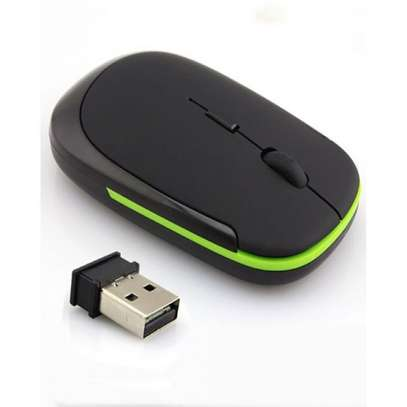Dell Wireless Optical Mouse for PC/Laptop – Black
