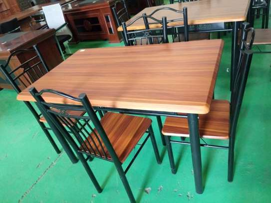 4 seater dining table