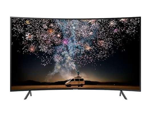 Samsung 55 inches Curved Smart 55TU8300 UHD-4K Digital TVs image 1