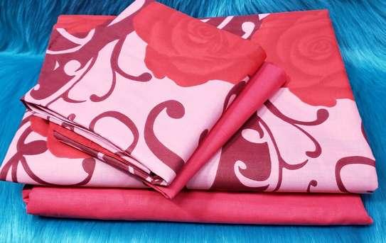 Classy Cotton Bed sheets(6pcs) image 1