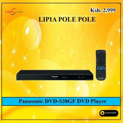 Panasonic DVD-S38GF DVD Player image 1
