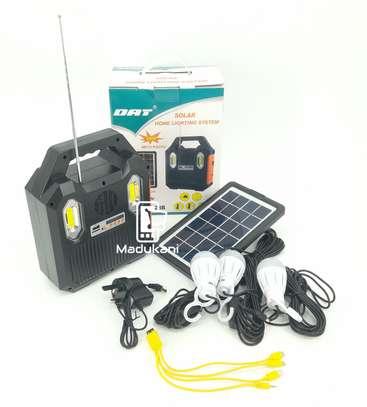 DAT AT9028B Solar Home Lighting System image 2
